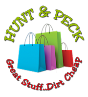 Hunt & Peck Logo