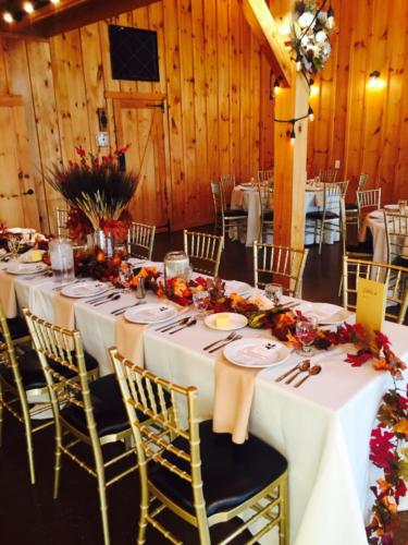 Scenes from 2017 Thanksgiving fundraising event